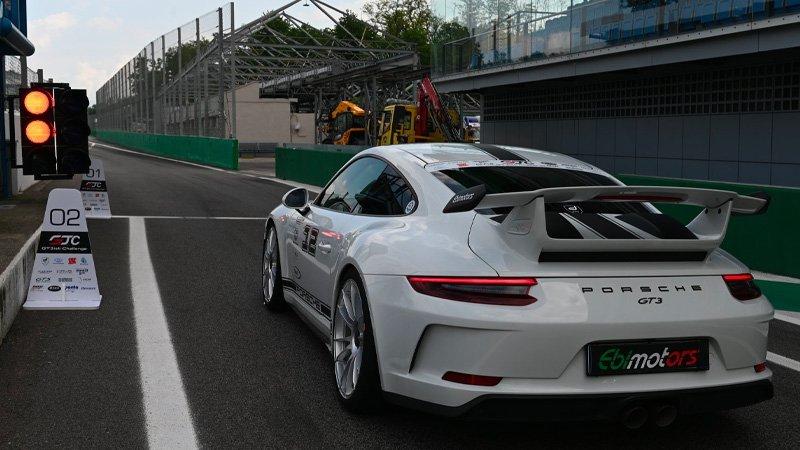 Round 2 - Monza